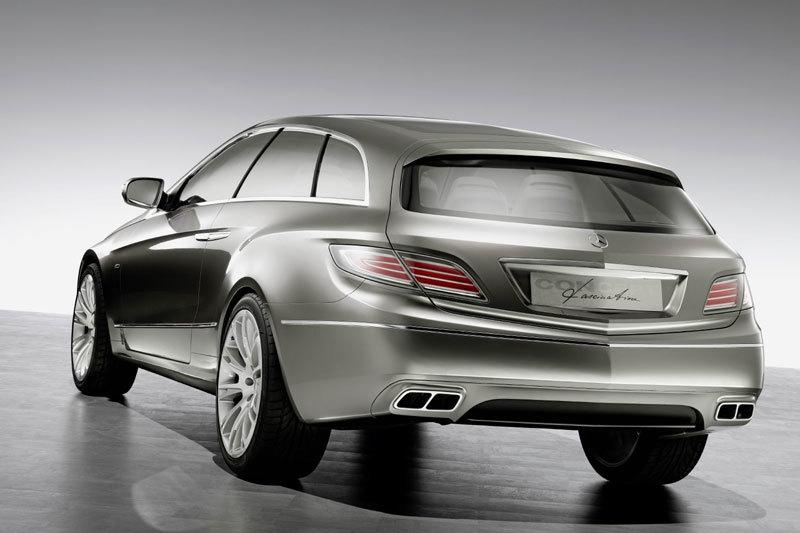 Foto de Mercedes-Benz ConceptFASCINATION (6/9)