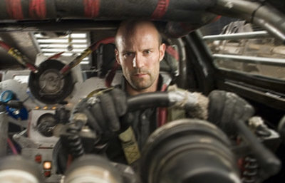 Primera imagen de 'Death Race', remake con Jason Statham de 'Death Race 2000'