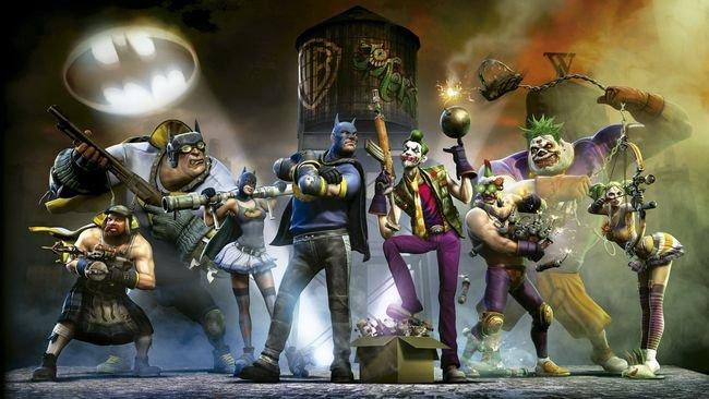 Gotham City Impostors