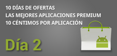 Segundo día de ofertas en el Market con aplicaciones a 0.10€