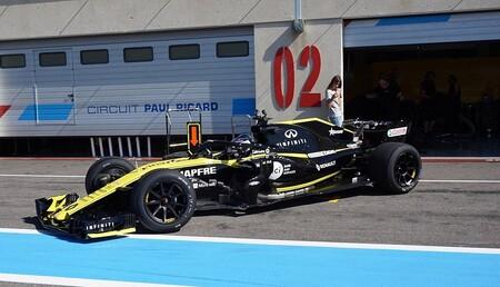 Renault Pirelli F1 18 Pulgadas