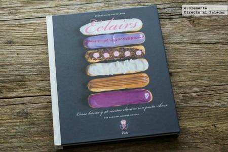 Eclairs. Libro de recetas