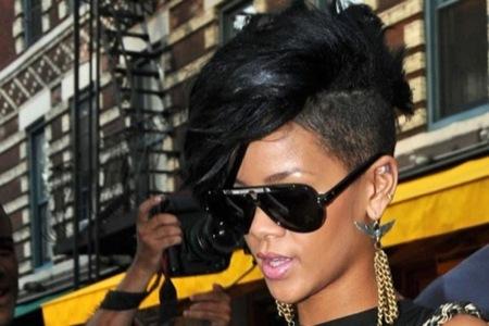 El nuevo corte de pelo de Rihanna