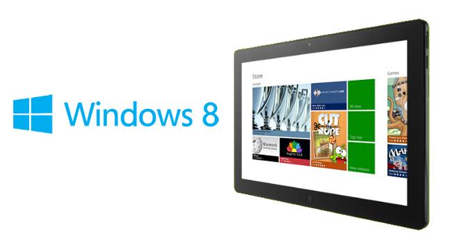 Windows 8 ha llegado