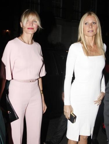Duelo de estilos del año: Cameron Díaz vs Gwyneth Paltrow