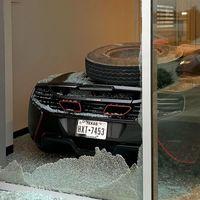 Dolorpasión™: es que la rueda suelta de un camión destroce tu McLaren 650S
