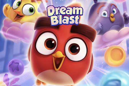 Angry Birds Dream Blast, el nuevo juego de Rovio, ya está disponible para iOS y Android