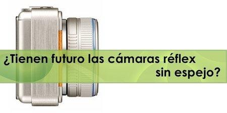 El futuro de las cámaras EVIL según los fotógrafos, en Xataka