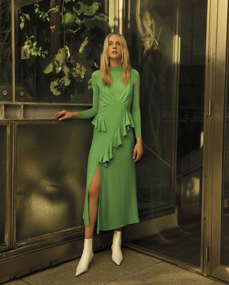Sfera Vestido Verde