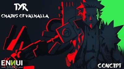 Ennui Studios muestra el concepto de su próximo juego Tyr: Chains of Valhalla