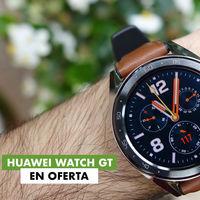 Este reloj inteligente de Huawei tiene una sorprendente autonomía y hoy está rebajado en Plaza: 84,64 euros y envío gratis
