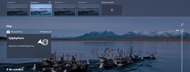 Cómo cambiar de forma automática las imágenes de los escritorios virtuales en un PC con Windows 10