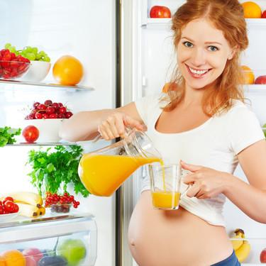 La fibra, la proteína vegetal y los omega-3 en la dieta de una embarazada influyen en la microbiota y en el desarrollo del bebé