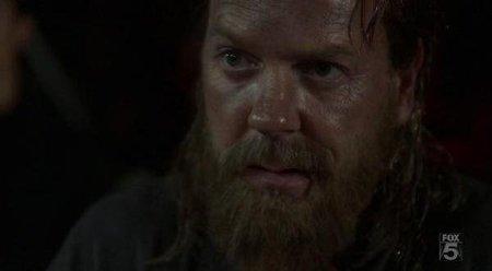 Jack Bauer tras ser liberado por los chinos
