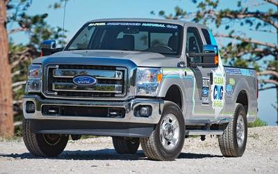 General Electric quiere completar su flota de coches alternativos con GNC