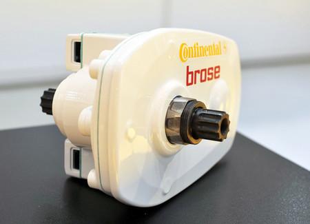 El motor Continental para bicicletas eléctricas apunta a sustituir cadena por correa