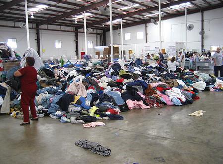 Tiendas de segunda mano de reciclaje de ropa