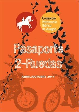 Pasaporte dos ruedas ruta Iberos