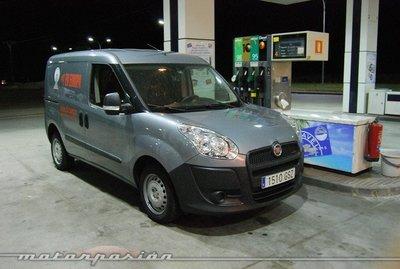 Fiat Doblò Cargo, prueba de consumo (parte 2)