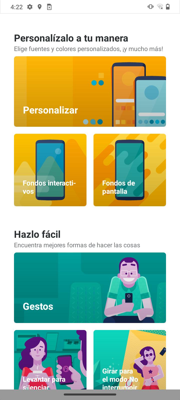 Foto de Android 11 + Moto App Launcher (7/25)