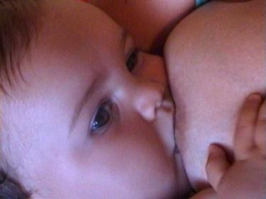 Los químicos en la leche materna