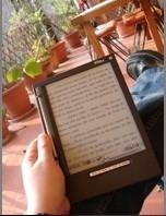 Soportes para el libro electrónico: Iliad
