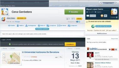 Bamio, servicio español para crear y organizar encuentros