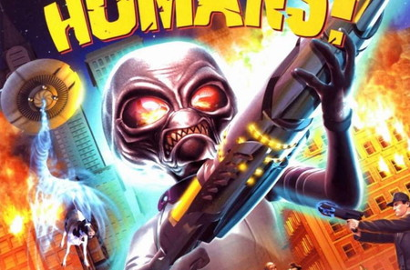 Retroanálisis de Destroy All Humans!: ser un alienígena sin escrúpulos es muy divertido