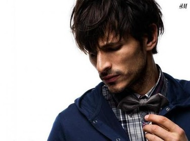 Andrés Velencoso para H&M Otoño-Invierno 2009/2010