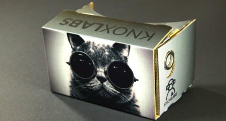 ¿Quieres comprarte una Cardboard? Aquí tienes siete páginas donde hacerlo