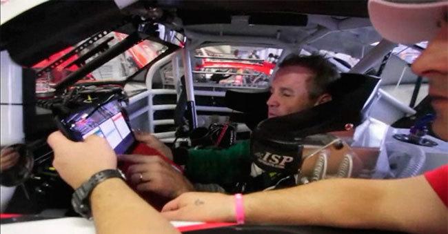SurfacePRO en la NASCAR