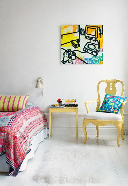 Foto de Dormitorios de estilo nórdico (8/12)