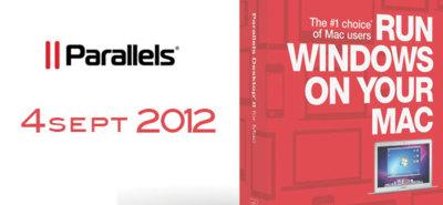 Parallels 8 será lanzado el 4 de septiembre