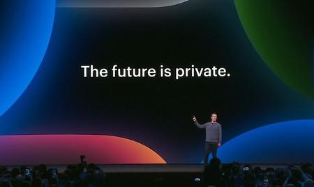 El problema de Facebook en 2020: Zuckerberg afirma que van a centrarse en la privacidad, pero esta les hace ganar menos dinero