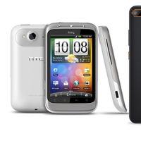 Filtradas fotos y especificaciones del HTC Wildfire E: la supuesta reedición del clásico de 2011