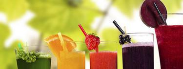 Mantenerse bien hidratado es fácil con estos 7 refrescantes smoothies