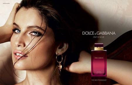 """Laetitia Casta, nueva musa de Dolce&Gabbana, para """"Intense"""", su nueva fragancia"""