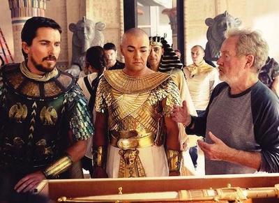 Taquilla española | Ridley Scott triunfa con su éxodo