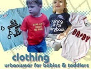 Ropa para bebés alternativos