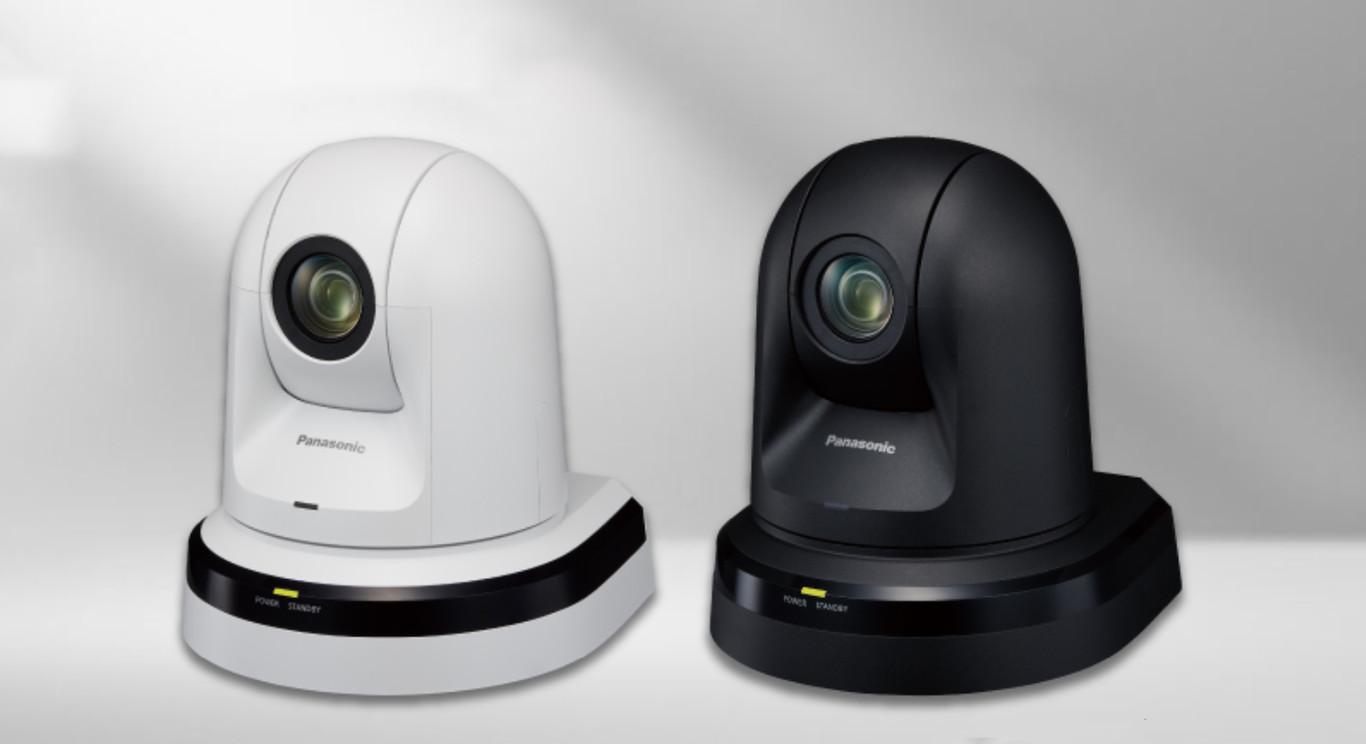 Panasonic celebra el décimo aniversario de la serie PTZ de cámaras de vigilancia con la PTZ AW-HE42 que llegará en junio