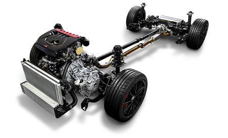 Toyota Yaris Gr Plataforma