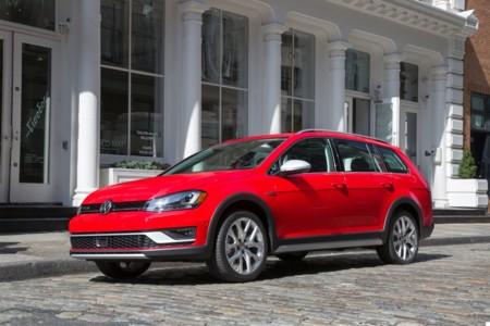 Volkswagen Golf Alltrack, un nuevo todocamino alemán que debuta en Nueva York