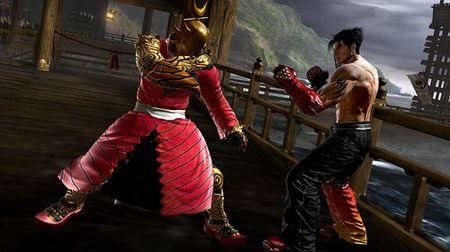 Tekken 6 - Masashi Kishimoto
