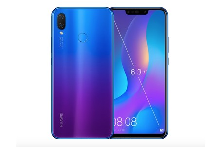 Huawei P Smart Plus Color