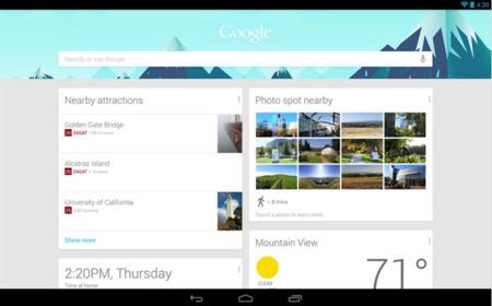 Las novedades que vienen con Android 4.2 Jelly Bean