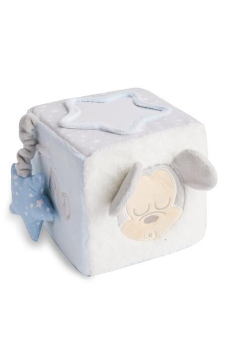 Kimball 7132802 01 Baby Disney Mickey Mouse Plush Cube Toy Gbp10 Eur12 14 Pln50