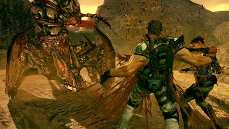 Resident Evil 5 Ps4 Xbox One 2