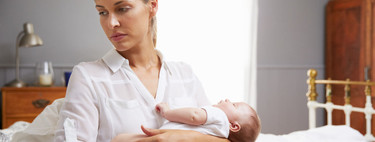 Baby blues o leve depresión postparto: ¿por qué estoy triste?
