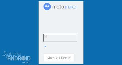 Moto X+1 es el nombre oficial, el sucesor del Moto X cada vez más cerca