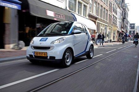 Daimler incorpora 300 Smart eléctricos al Car Sharing de Amsterdam